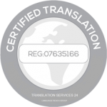 French translation services UK