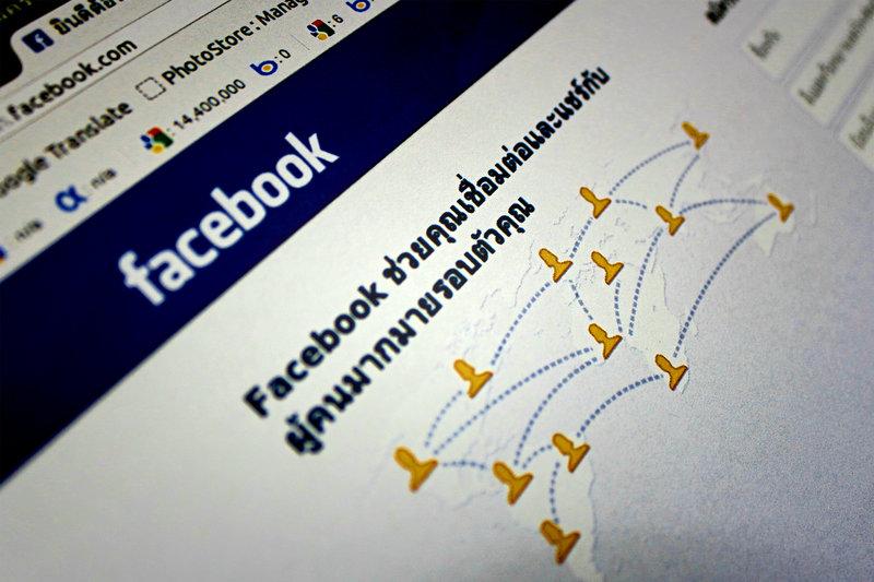 International branding on social media