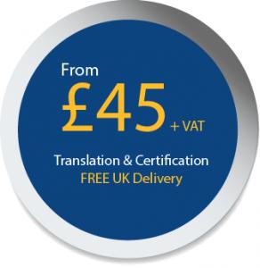 Certified Translation Service in United Kingdom