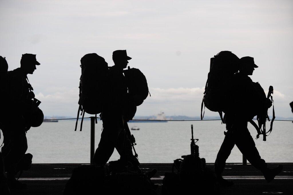 Interpreting in war zone