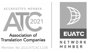 Association of translation companies - official member